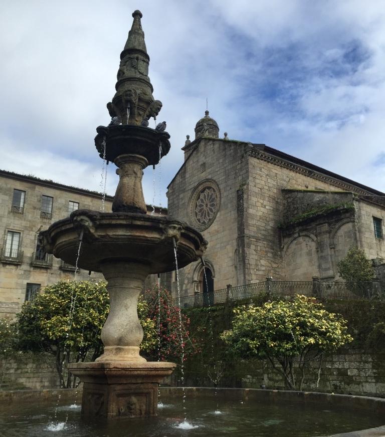 Pontevedra, Spain - Taken during a weekly excursion