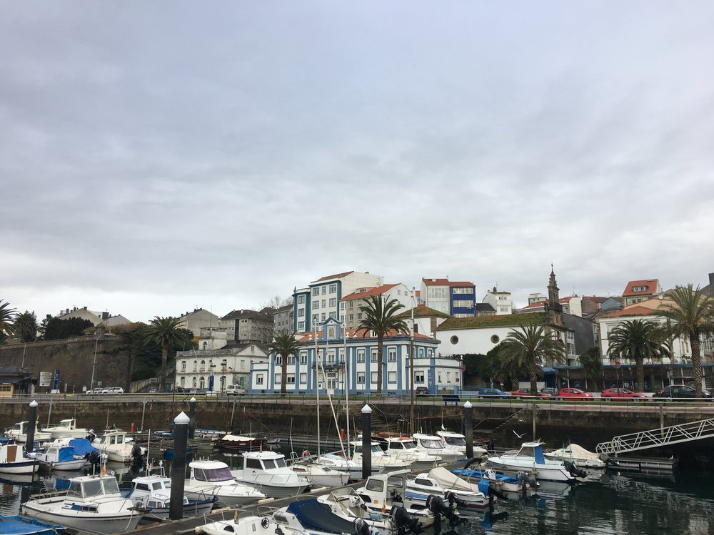 Ferrol, Spain - Taken during a weekly excursion
