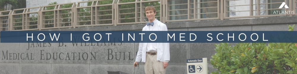 this is the sixth in a series of blog posts that will feature students telling the story of how they got into medical school last time we heard from