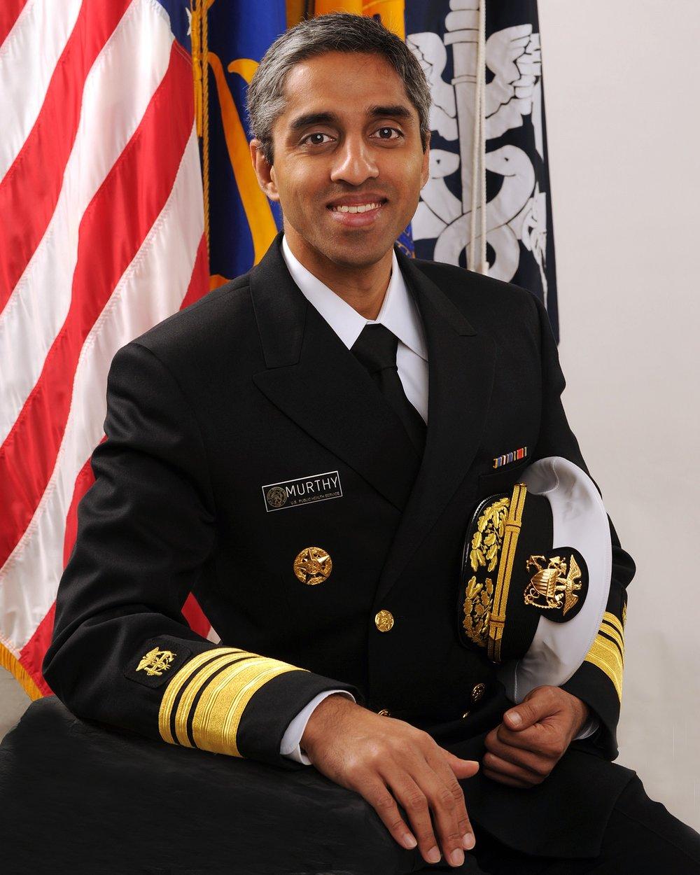 Surgeon General Vivek Murthy