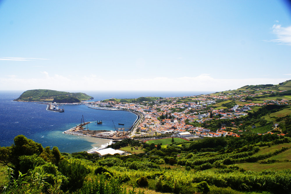 The first Atlantis Fellowship location: Azores Islands, Portugal