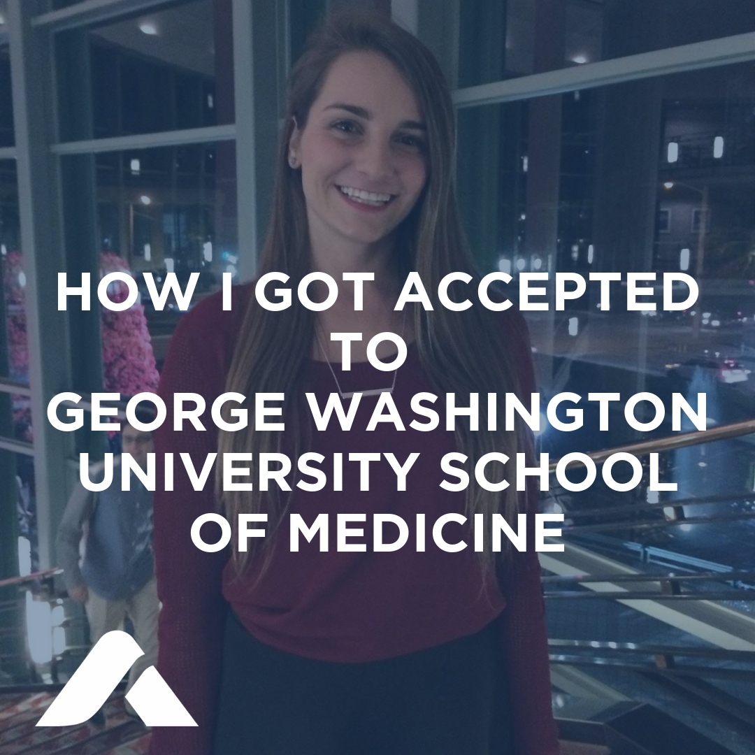 How I Got Accepted to George Washington University School of
