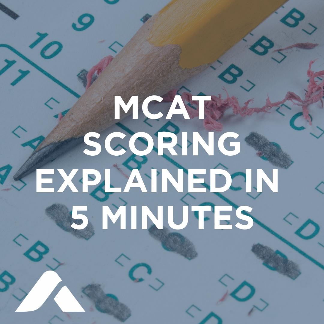 MCAT Scoring Explained in 5 minutes | Atlantis