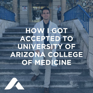 How I Got Into UT Southwestern Medical Center | Atlantis