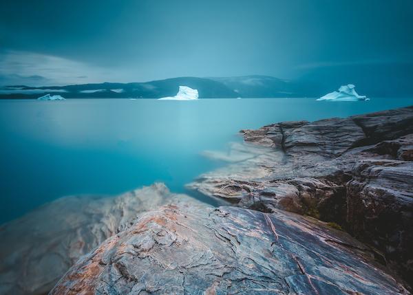 Mystical fjord coastline in Qassiarsuk, by Stacy William Head.jpg