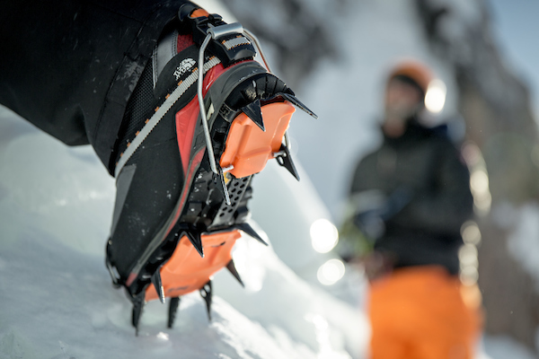 Crampons on an ice climber near Ilulissat in Greenland.jpg