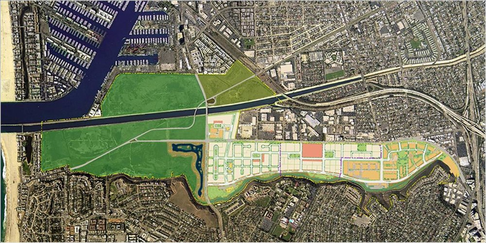 Community Plan, Playa Vista