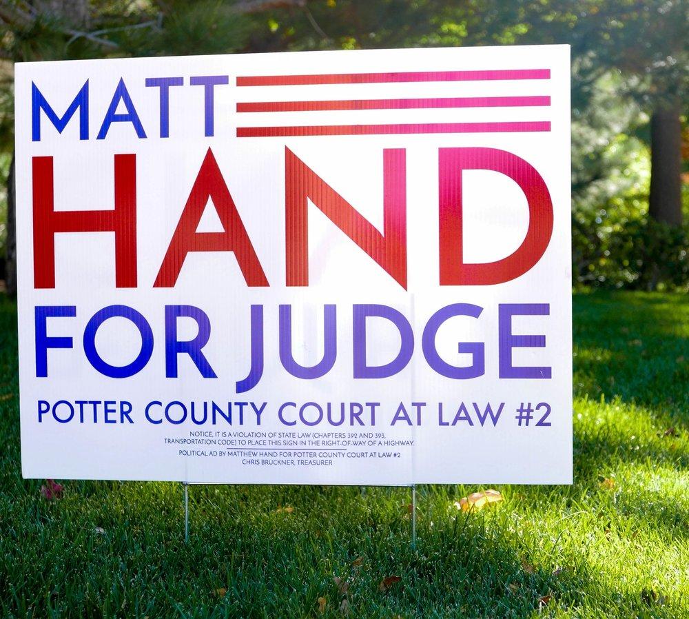 Matt hand for judge p1060295g kristyandbryce Gallery