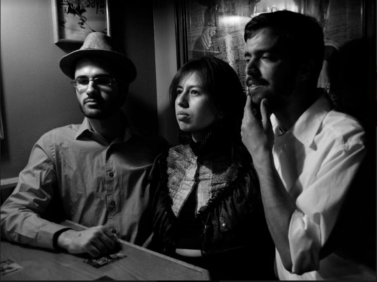 Left to Right: Jesse Colford, Anaís Azul, Nicholas Samuel  Photo by Adrian Arias