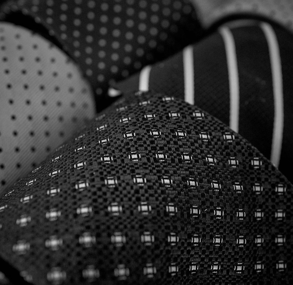 accessories - Offering the finest in mens accessories, included but not limited to neckwear, pocket squares, braces, cufflinks and more. We typically buy neckwear seasonally and have custom options, perfect for weddings. All of our neckwear is produced in Italy. Pricing varies.