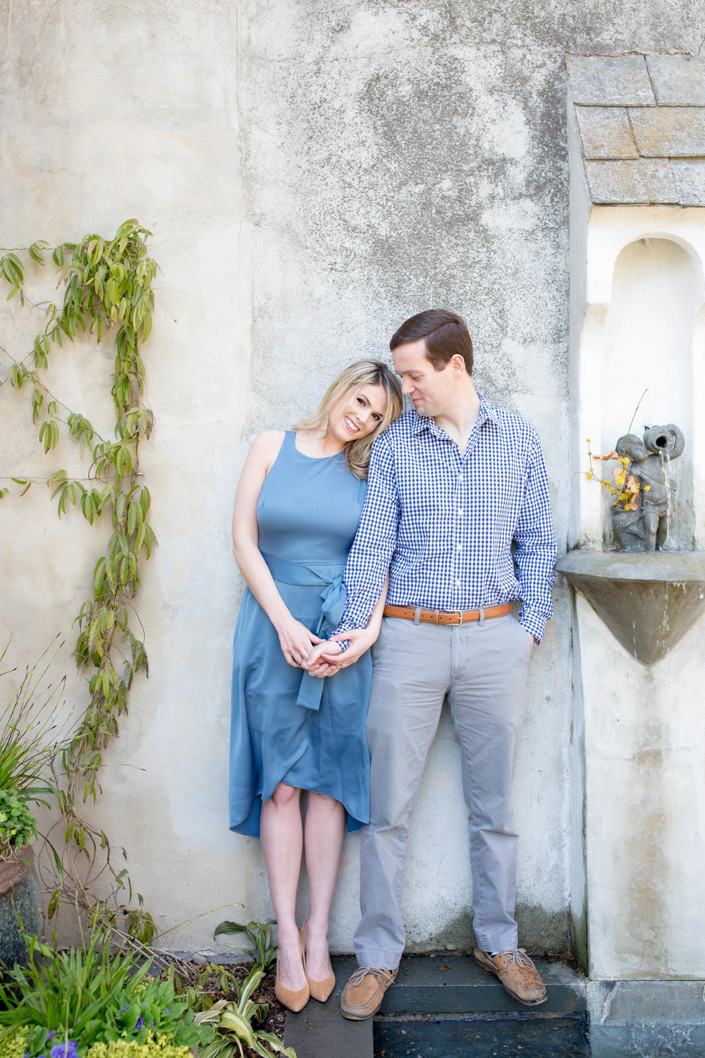 Engagement Shoot: One Couple, One Hour, Three Different Photographic 'looks' -