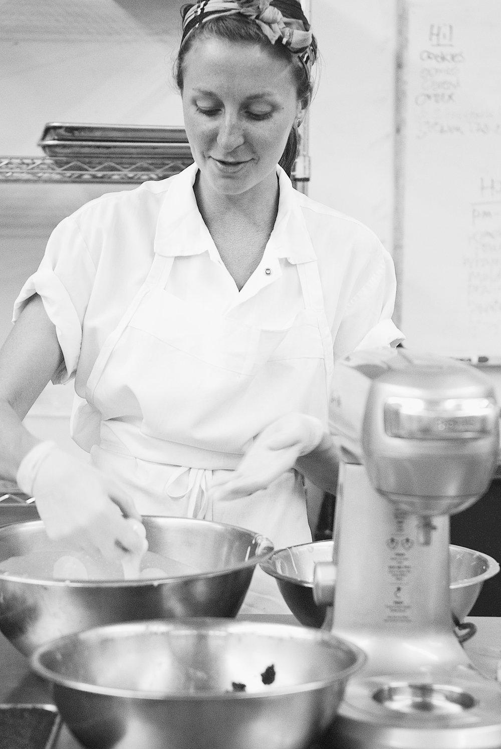 Baking With Christina Tosi of Momofuku Milk Bar -
