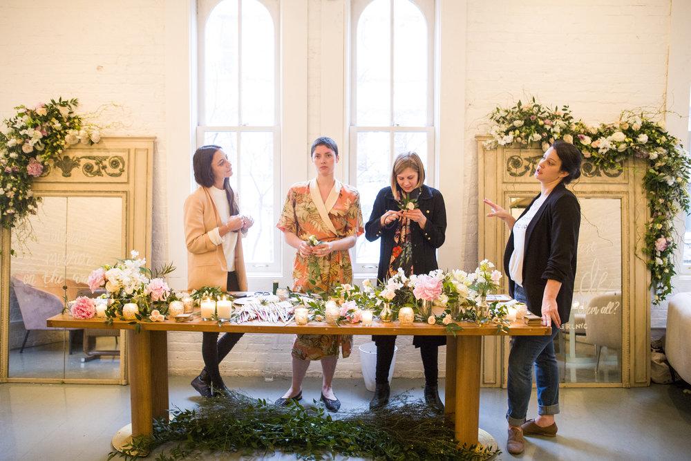 #WeddingsAre Event at Haven's Kitchen -
