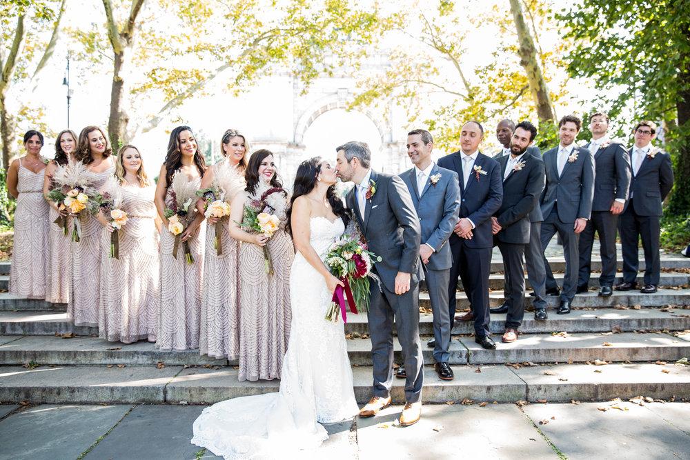 April & Andy's Brooklyn Wedding -