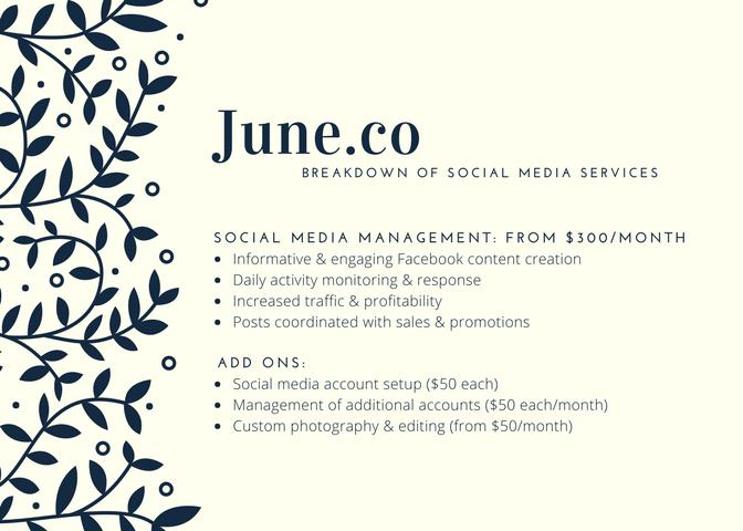 June.co Social Media