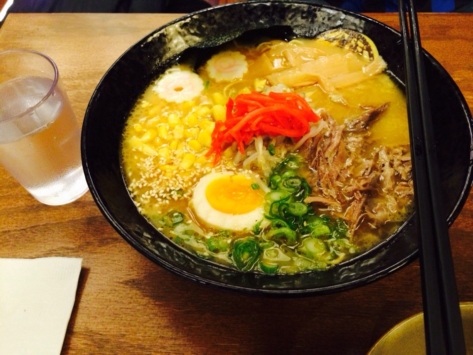 Strings Ramen Shop - $$, China Town, Ramen, Outdoor Seating (Patio)