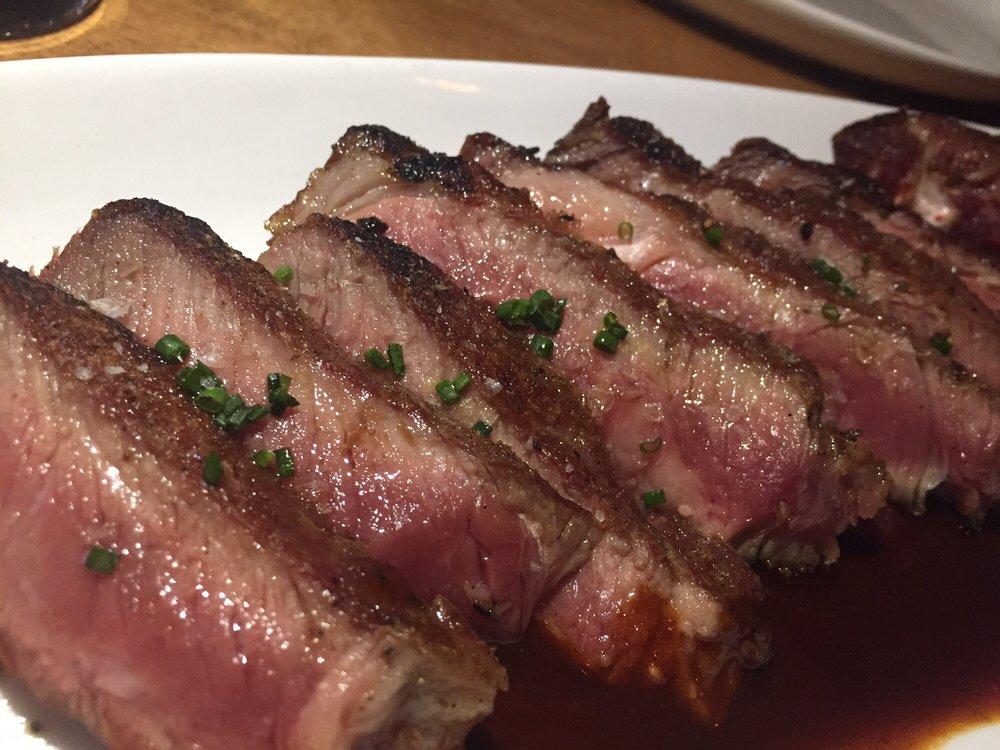 Boeufhaus - $$$, Ukrainian Village, Steakhouse, French Brasserie