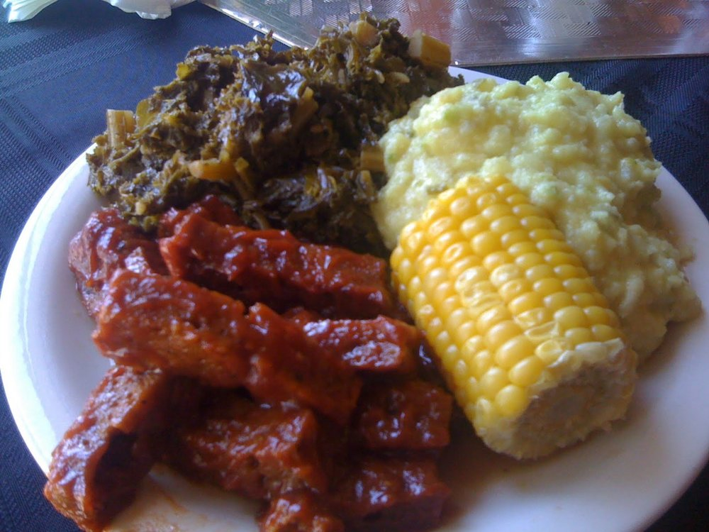 Original Soul Vegetarian - $$, South Side, Southern, Soul Food, Vegetarian, Vegan, Gluten-free