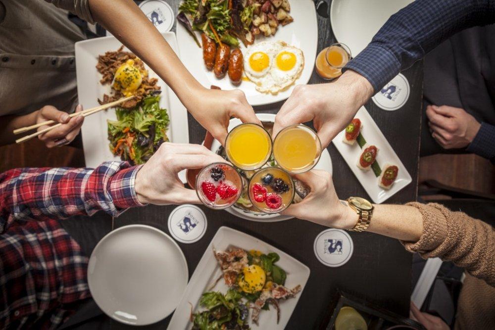 Sunda - $$,River North,Asian Fusion,Sushi,Vegetarian,Vegan,Gluten-free,Sidewalk Seating