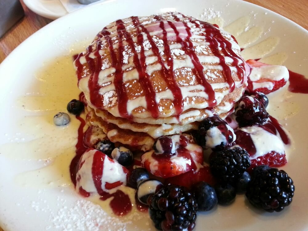 Wildberry Pancakes & Cafe - $$, Loop, Brunch, Patio Seating