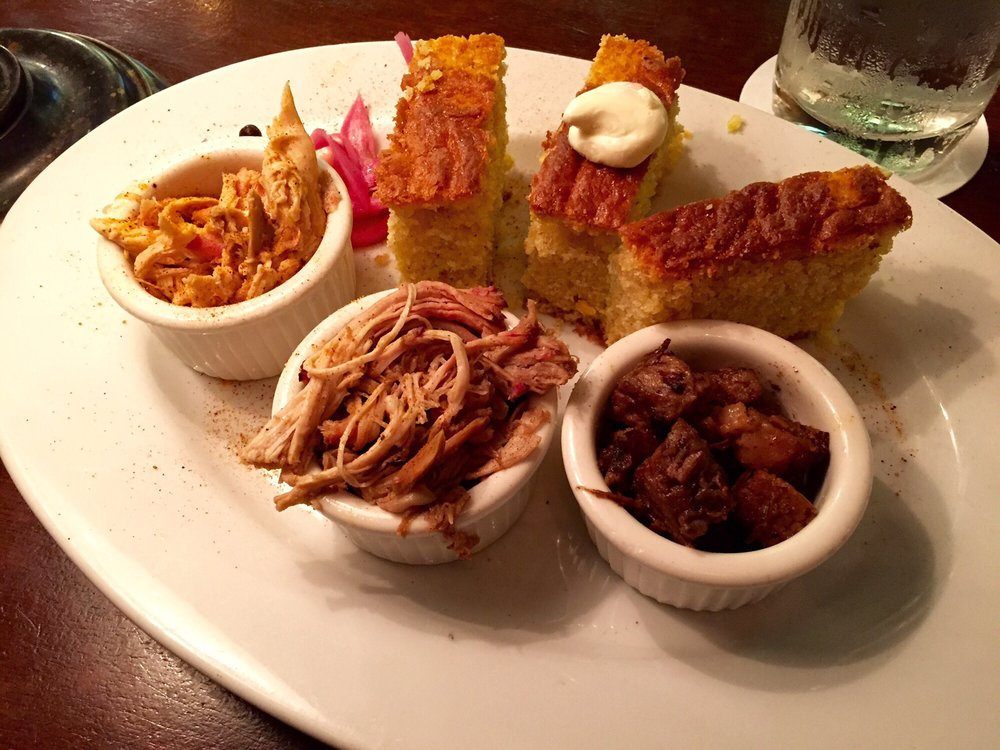 Chicago q - $$, Gold Coast, BBQ, Brunch, Gluten-free, Patio Seating, Dog Friendly, Delivery