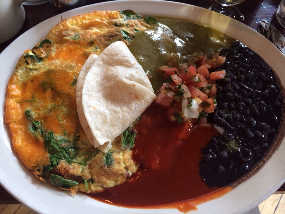 7. Flo    - $$, Noble Square, Mexican. Brunch, Sidewalk Seating, Dog Friendly