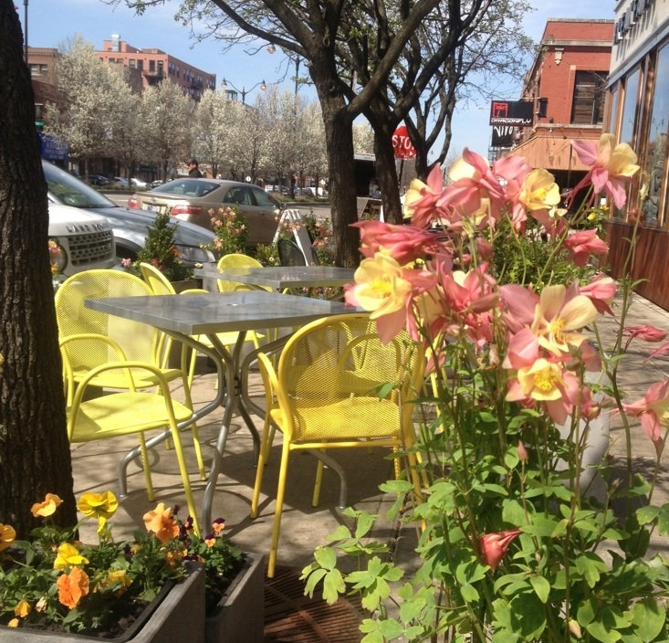 Little Goat Diner - $$, West Loop, Diner, Brunch, Sidewalk Seating, Patio Seating, Rooftop, Dog Friendly