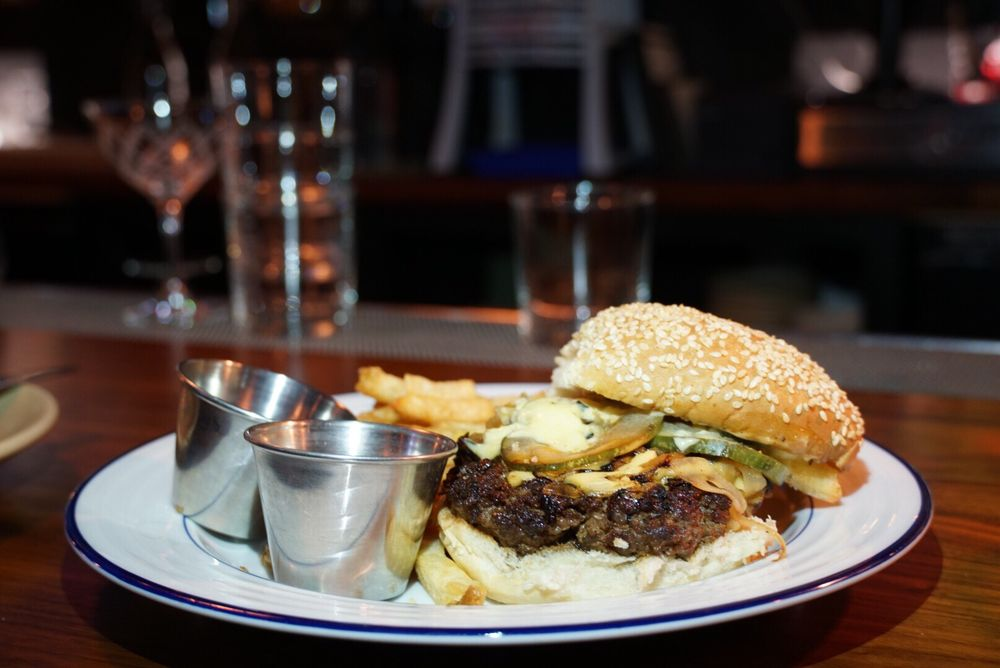 The Loyalist - $$, West Loop, American, Burgers, Seafood