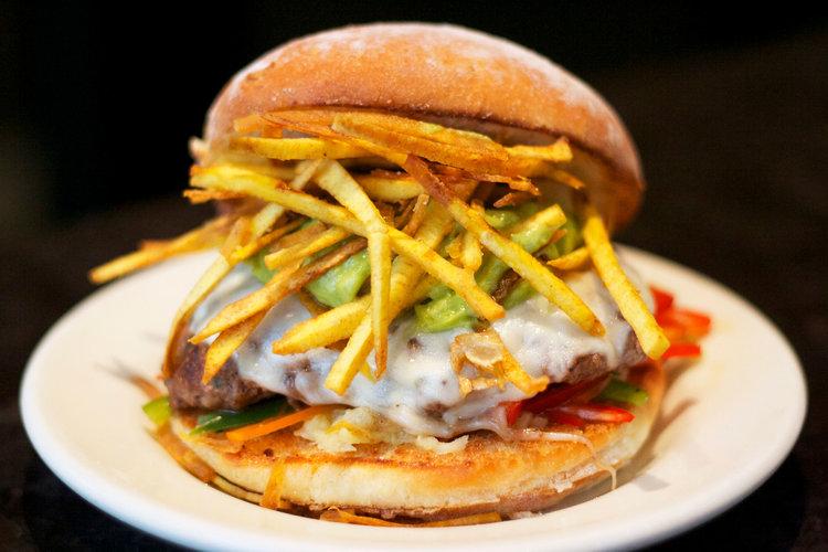 DMK Burger Bar - $$, Lakeview, Burgers, Vegetarian
