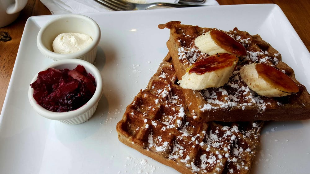 Wheat's End Cafe - $$, Lakeview, Bakeries, Brunch, Gluten-free, Vegetarian, Vegan