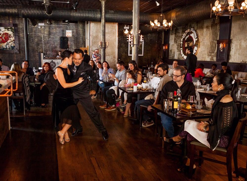 Artango Bar & Steakhouse - $$$, Lincoln Square, Argentinean, Steakhouse, Tango Dancing, Sidewalk Seating