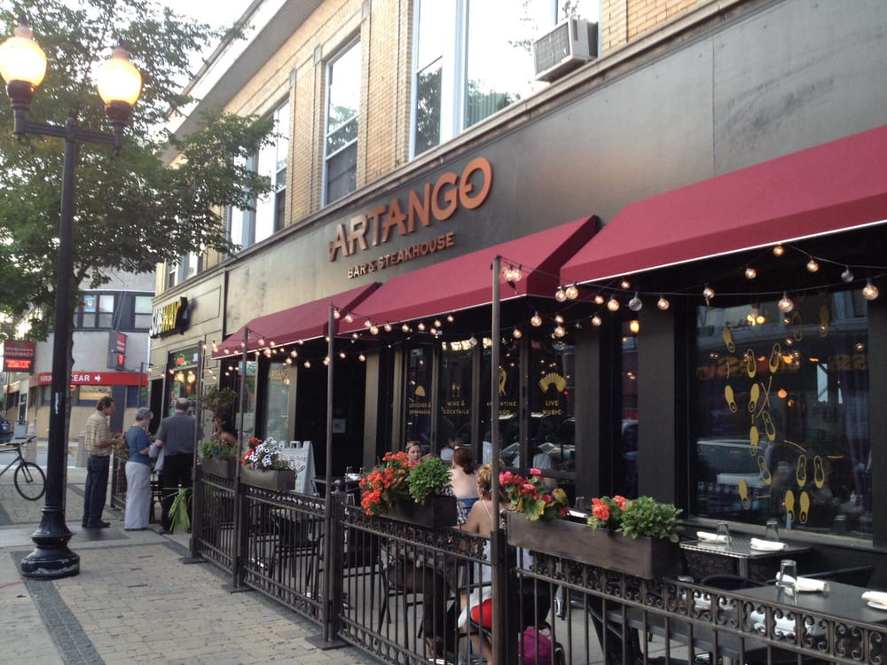 Artango Bar & Steakhouse - $$$, Lincoln Square, Argentinean, Steakhouse, Tango Dancing, Sidewalk Seating, Delivery