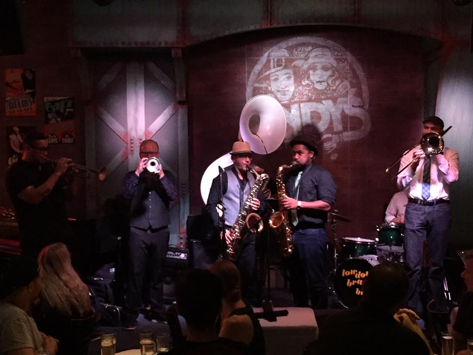 Andy's Jazz Club & Restaurant - $$, River North, Jazz & Blues, Dinner & Tunes, Music Calendar