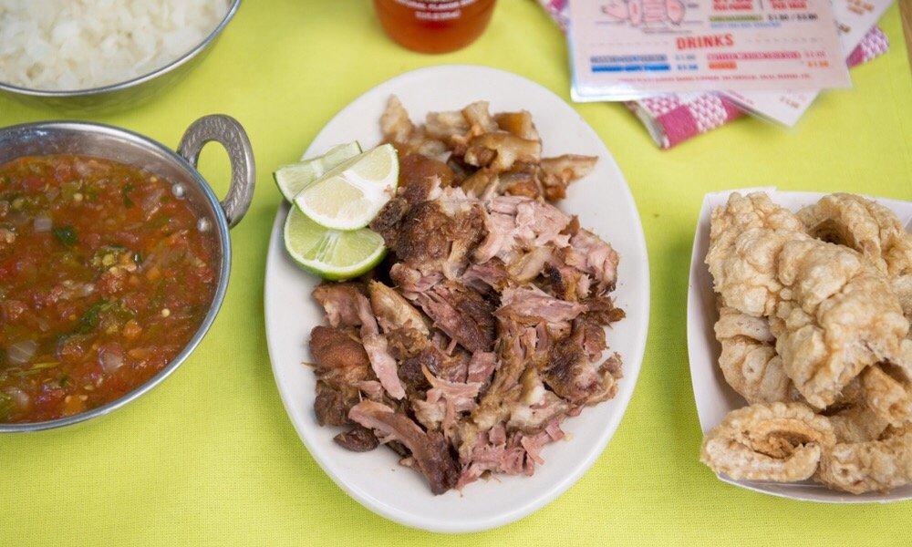 Carnitas Uruapan - $, Pilsen, Mexican, Delivery