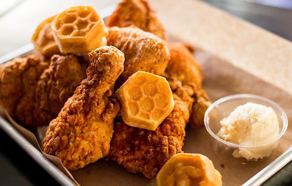 Honey Butter Fried Chicken - $$, Avondale, Chicken, Patio Seating, Delivery