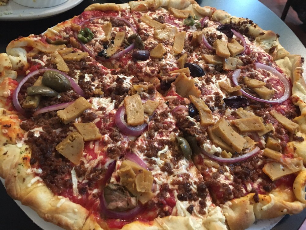 Kitchen 17 - $$, Lakeview, Vegan, Vegetarian, BYOB, Delivery