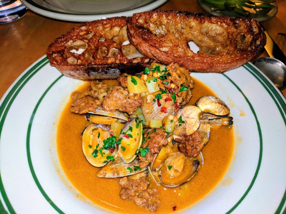 mfk. - $$, Lakeview, Spanish, Seafood, Sidewalk Seating, Delivery