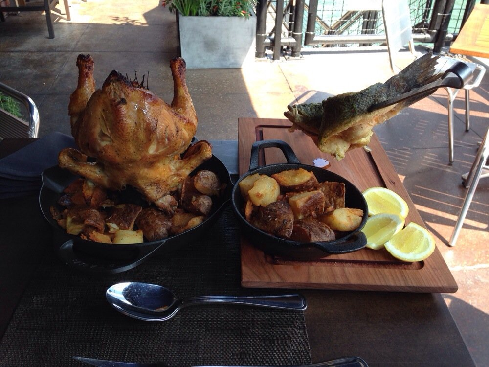 River Roast - $$, River North, American, Riverfront Seating, Delivery