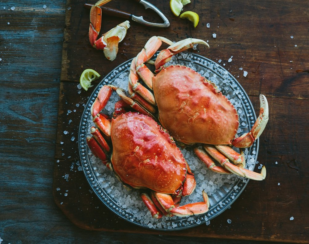 Shaw's Crab House - $$$, River North, Seafood, Dinner and Tunes, Delivery