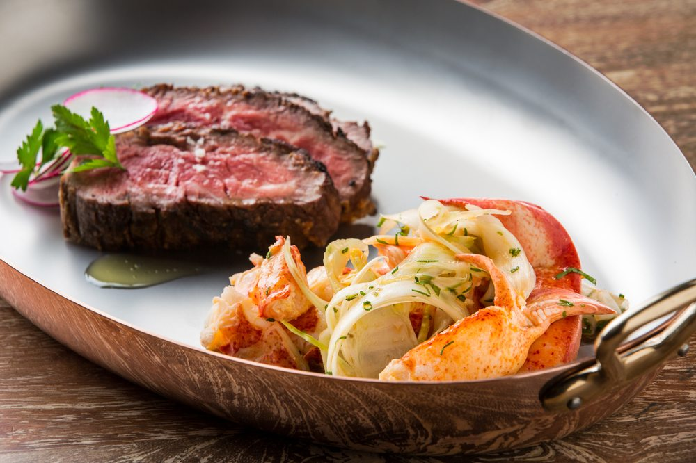 Swift and Sons - $$$$, Fulton Market, Steakhouse, Seafood, Delivery