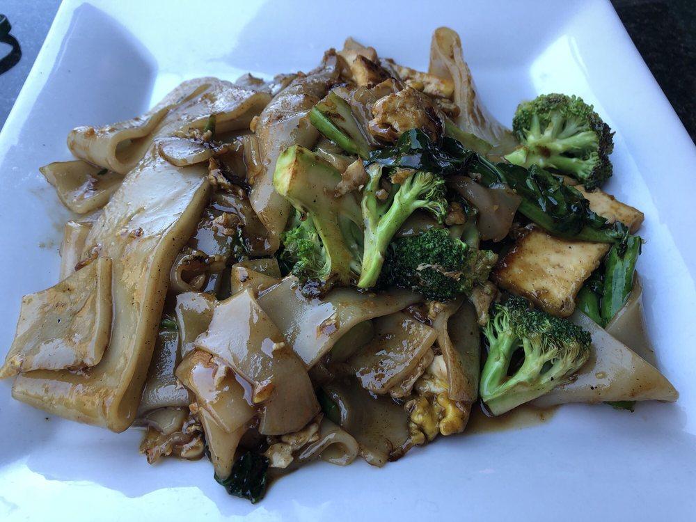 Tac Quick - $$, Wrigleyville, Thai, Vegetarian, Vegan, Sidewalk Seating, Delivery