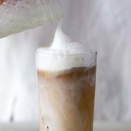 Iced Latte at Home
