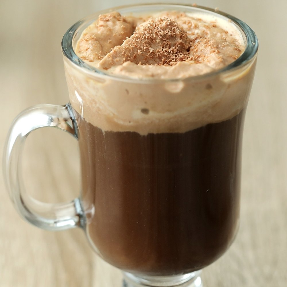 Loaded Irish Coffee