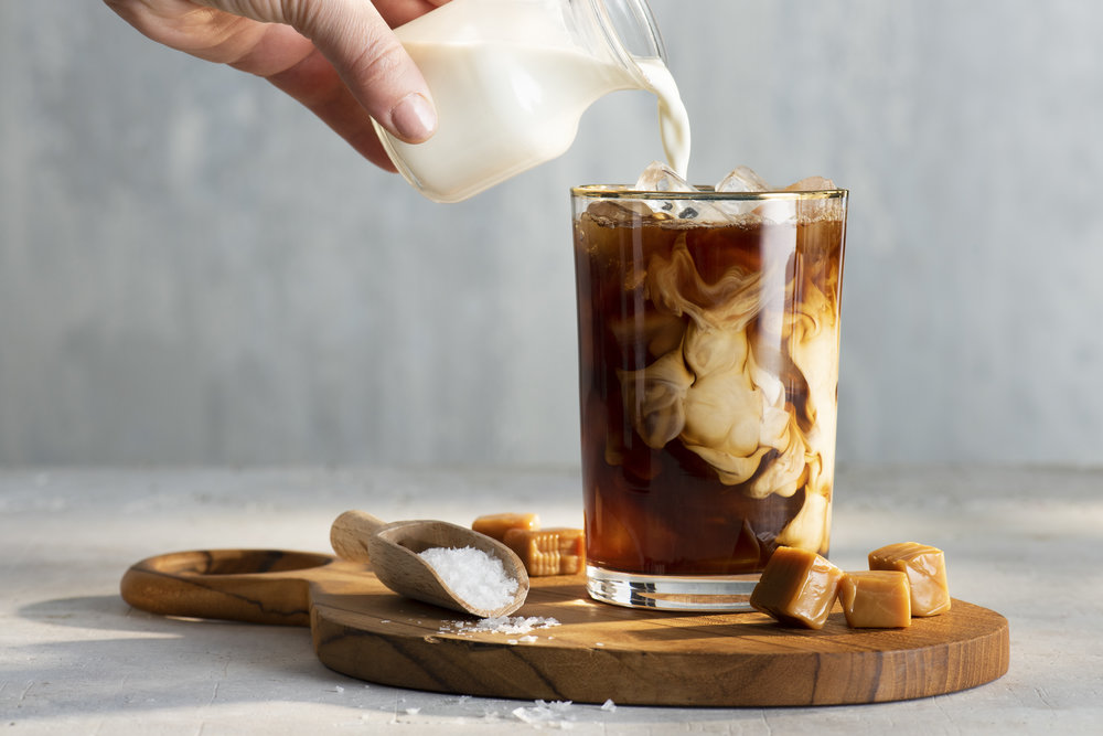 Salted Caramel Coffee Chiller
