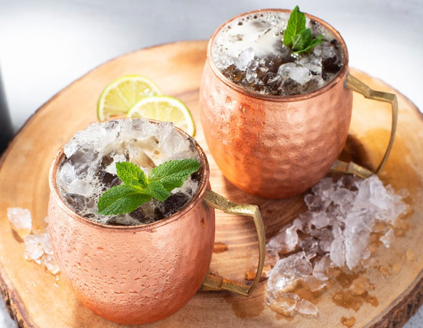 Image of Ginger Mule cocktail
