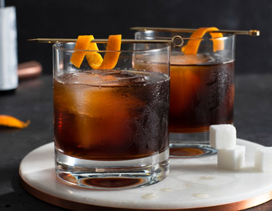Image of Old Fashioned cocktail