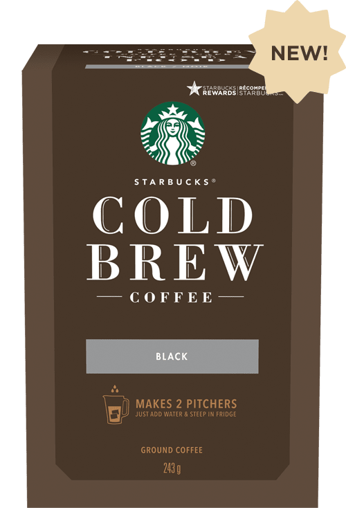 Image of Cold Brew Coffee Bean Package
