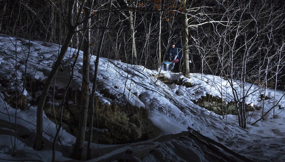 Snowskate Moreau Boneless