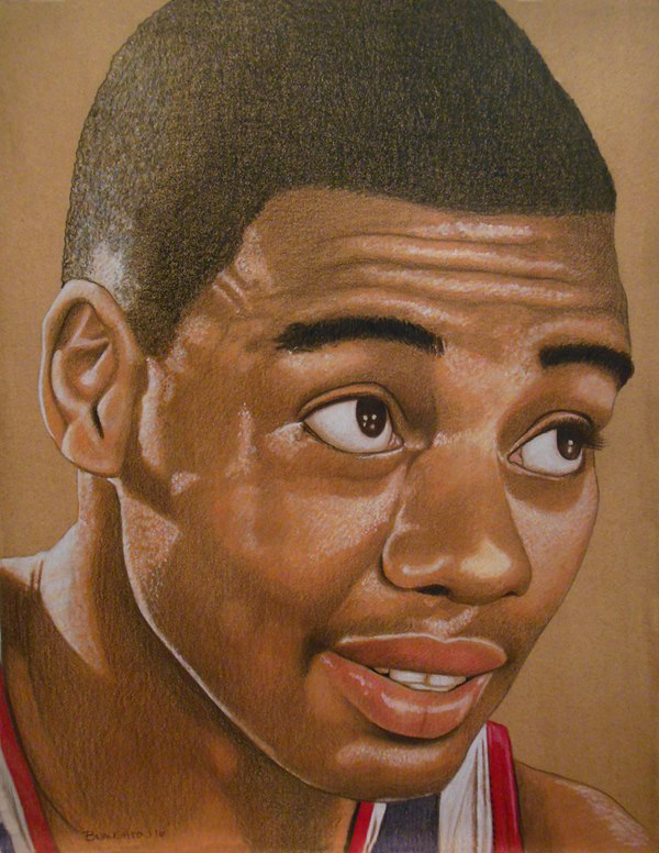 BASKETBALL ART