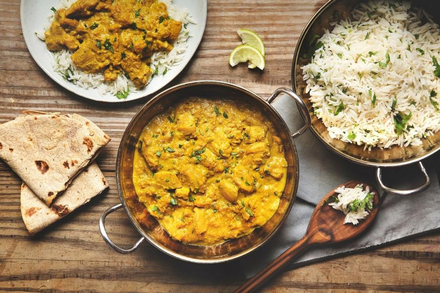 Creamy Chicken Korma —  Order Now